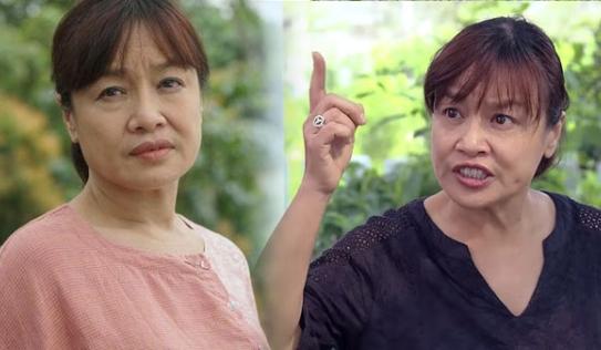 Diễn viên Tú Oanh trong 'Hương vị tình thân' khổ sở khi bị 'thượng đế' chì chiết