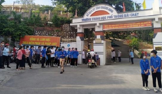 Đáp án đề thi vào lớp 10 môn Ngữ Văn tỉnh Quảng Ninh 2021