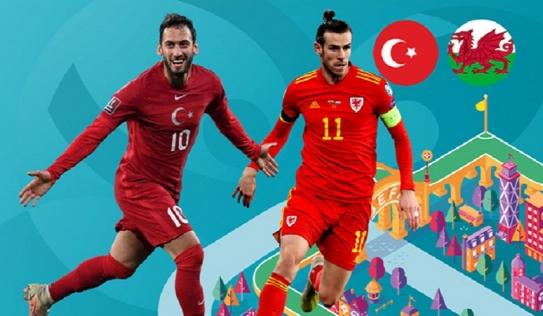Link xem trực tiếp bóng đá Thổ Nhĩ Kỳ - Xứ Wales: Chờ Bale toả sáng