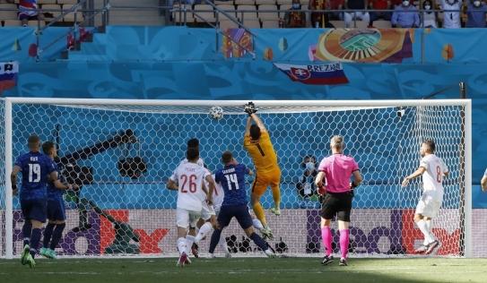 Kết quả bóng đá Slovakia - Tây Ban Nha: 'Bò tót' lập kỳ tích đầu tiên trong lịch sử EURO
