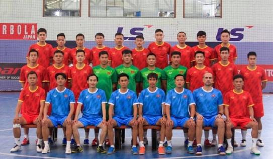 Đội tuyển Việt Nam triệu tập 22 cầu thủ chuẩn bị cho World Cup 2021