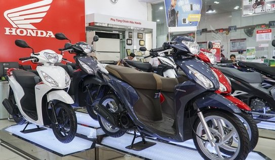 Honda Việt Nam tung ưu đãi dành riêng cho 4 mẫu xe ăn khách nhất, Air Blade hứa hẹn đột phá