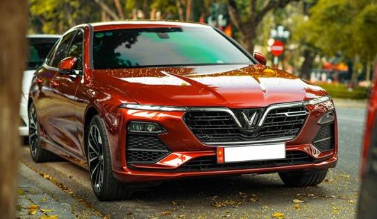 VinFast Lux A2.0 hạng sang nhưng chi phí nuôi xe chỉ ngang dòng bình dân