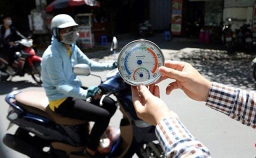 Bắc Bộ và Bắc Trung Bộ đối mặt với đợt nắng nóng mới, nhiệt độ có nơi lên đến 40 độ