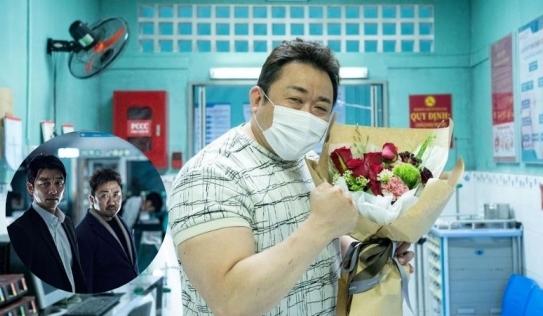 Sao nam 'Train To Busan' bất ngờ đến Việt Nam quay phim, nghe qua nội dung 'bom tấn' đã thấy cực cuốn hút