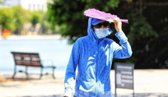 Dự báo thời tiết hôm nay và ngày mai (19-20/6): Miền Bắc nắng nóng đỉnh điểm, Hà Nội 40 độ
