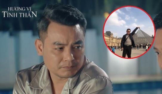 Ông Khang 'Hương vị tình thân': Ngoài đời đam mê nghệ thuật, đời sống sung túc đúng chuẩn 'chủ tịch'