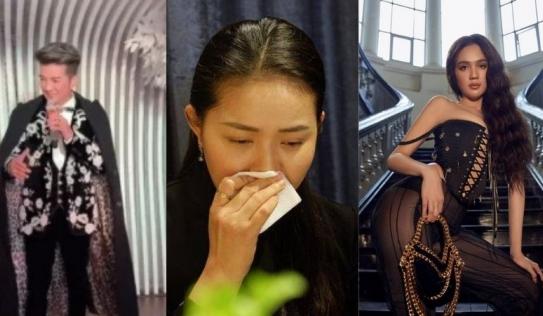 Tin sao Việt 17/7: 'Người tình' của Mỹ Tâm ê chề vì sự cố 'đỏ mặt', Phan Như Thảo bị chồng đại gia lật mặt