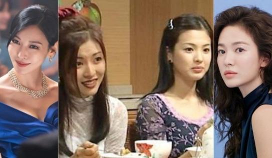 Rò rỉ hình ảnh Song Hye Kyo trong quá khứ, nhan sắc lép vế hoàn toàn trước 'ác nữ' màn ảnh Hàn