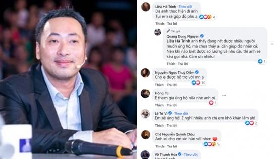 Nguyễn Quang Dũng khởi xướng kêu gọi giúp đỡ anh em ngành điện ảnh