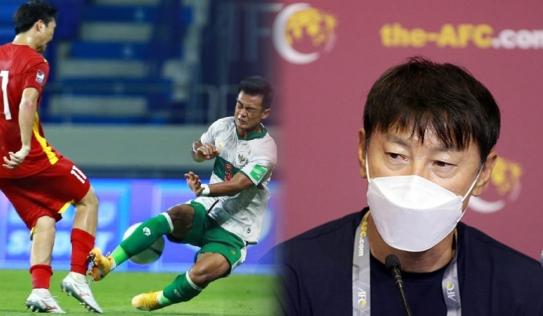 HLV Indonesia đổ lỗi cho trọng tài sau trận thua, từ chối trách nhiệm sau màn 'chặt chém' của học trò
