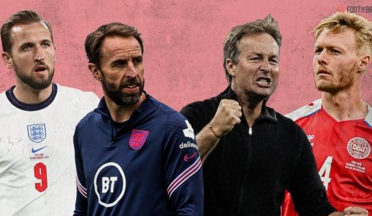 Dự đoán Anh vs Đan Mạch, 02h00 ngày 08/07, bán kết Euro 2021