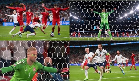 Tam sư lọt vào chung kết Euro: Sterling nghi vấn ăn vạ, hành động của CĐV tuyển Anh mới đáng xấu hổ