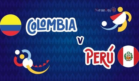 Thành tích đối đầu Colombia vs Peru, dự đoán đội hình Colombia vs Peru: Tranh hạng 3 Copa America 2021