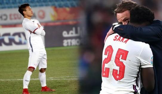 Chung kết Euro 2021: Đội tuyển Anh mất chức vô địch vì đá luân lưu kém cả U23 Việt Nam