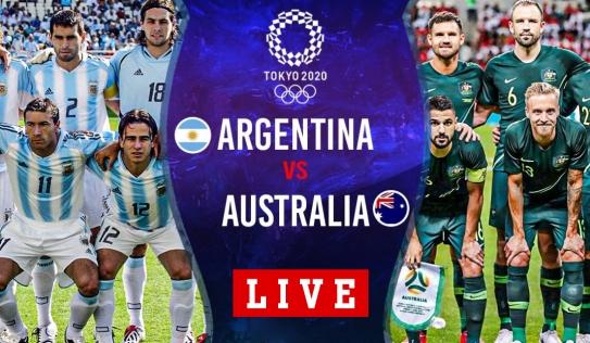 Trực tiếp U23 Argentina vs U23 Australia, cập nhật link xem trực tiếp U23 Argentina vs U23 Australia, 17h30 ngày 22/07
