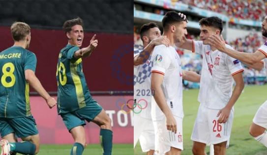 Dự đoán U23 Tây Ban Nha vs U23 Australia, 17h30 ngày 25/07: Bảng C môn bóng đá nam Olympic