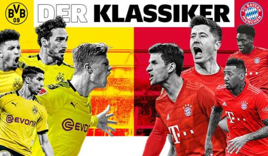 Nhận định Dortmund vs Bayern Munich, 01h30 ngày 18/08: Siêu cúp Đức