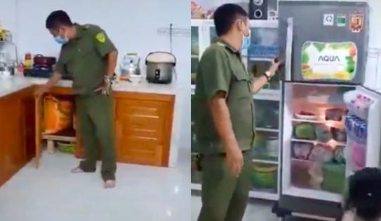 Dân mạng lắc đầu ngao ngán trước màn cầu cứu xin thực phẩm, xuồng đến nơi thấy thức ăn chất đầy tủ lạnh