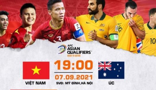Lịch trực tiếp bóng đá hôm nay ngày 7/9: ĐT Việt Nam đá mấy giờ? Chiếu trên kênh nào?