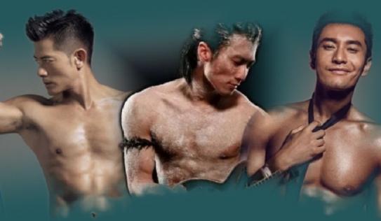 7 nam thần Hoa ngữ sở hữu body đẹp như tượng tạc Hy Lạp