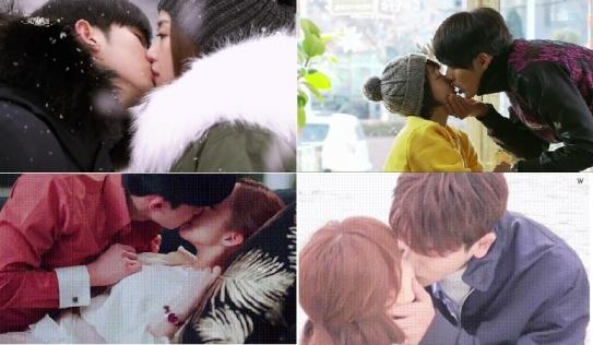 10 nụ hôn từng khuynh đảo màn ảnh Hàn: Park Seo Joon-Park Min Young nóng bỏng mắt, Hyun Bin liếm môi thành tượng đài