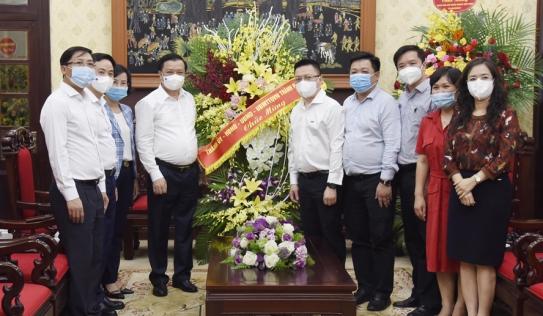 Tin tưởng người làm báo cả nước tiếp tục cùng Hà Nội xây đắp niềm tin, tạo đồng thuận xã hội
