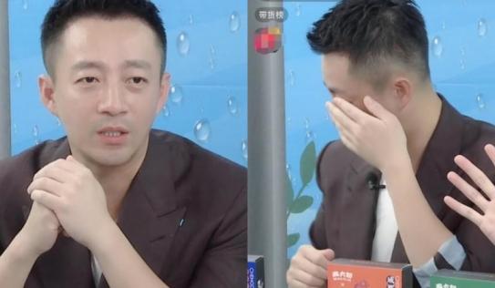 Đang livestream bán hàng, chồng Từ Hy Viên bật khóc nức nở vì nhớ con