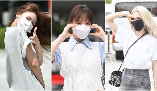 Dàn mỹ nhân Hàn đọ dáng khi đi làm: Wendy (Red Velvet) như tạc tượng lấn át cả 'thánh' Mijoo