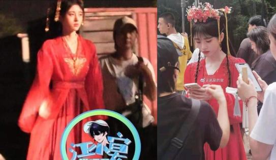 Cúc Tịnh Y đẹp nhức nhối tại phim trường Hoa Nhung, xé mác makeup kiểu 'diễn tuồng'