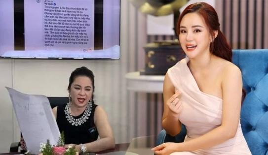 Vy Oanh trực tiếp réo tên CEO Phương Hằng vào bài viết 'tố chơi 'xấu', dở mưu hèn kế bẩn