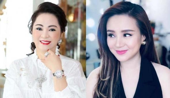 Không chịu thua kém bà Nguyễn Phương Hằng, Vy Oanh 'nằm ổ' vẫn âm thầm từ thiện