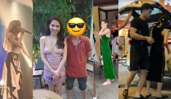 Ngọc Trinh, Lệ Quyên, Tăng Thanh Hà bị camera giấu kín bóc trần nhan sắc thật khó đỡ