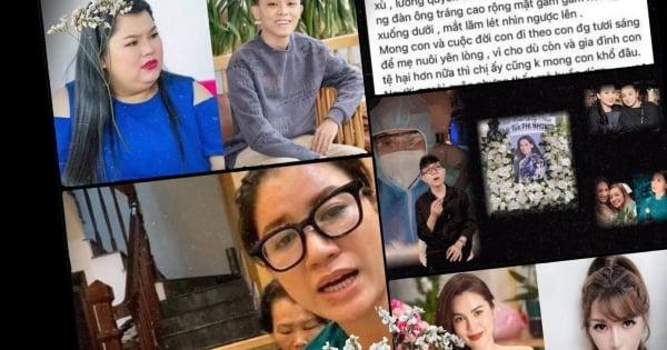 Điểm mặt những người 'nhiều chuyện hiếm có khó tìm' trong ồn ào của cố ca sĩ Phi Nhung