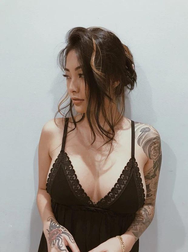 Cassie Trinh Võ: Là hotgirl nóng bỏng, từng có mối tình chóng vánh với rapper Binz 10