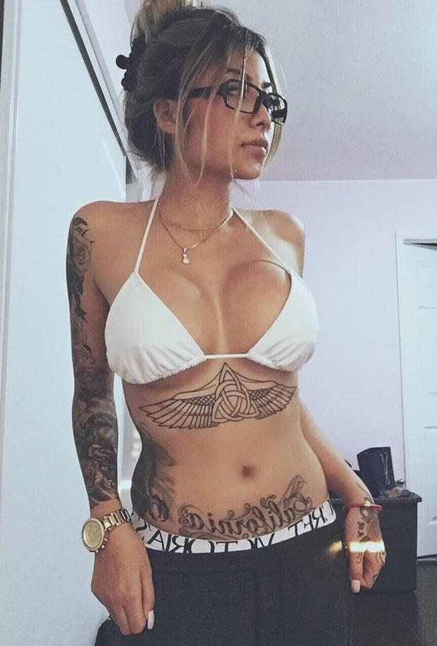 Cassie Trinh Võ: Là hotgirl nóng bỏng, từng có mối tình chóng vánh với rapper Binz 8