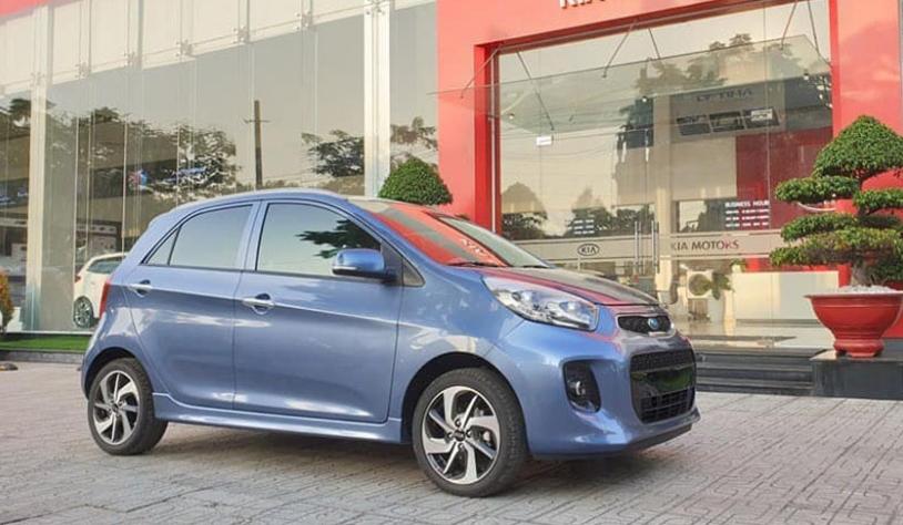 Bảng giá xe Kia Morning tháng 8/2021: Giá chỉ từ 342 triệu đồng