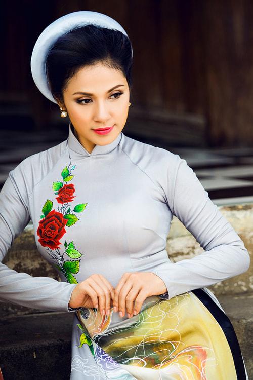 Việt Trinh - mỹ nhân chối bỏ tình yêu với Lý Hùng khổ tâm vì rơi vào hoàn cảnh éo le 2