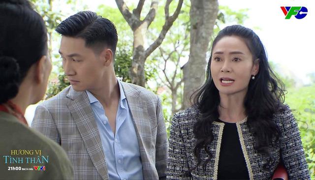 Mẹ Mạnh Trường trong 'Hương vị tình thân' khẳng định sẽ tiếp tục làm khán giả ghét muốn tắt tivi 2