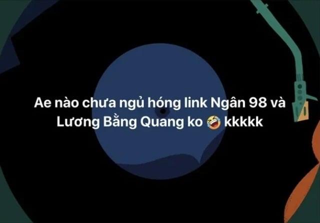 Ngân 98 tự tay tung clip gợi cảm sau khi liên tục bị xin link clip 'nóng' với Lương Bằng Quang 3