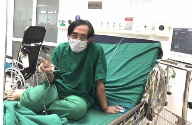 Bạn thân tiết lộ câu chuyện đau lòng trước 1 ngày nghệ sĩ Giang Còi qua đời 2