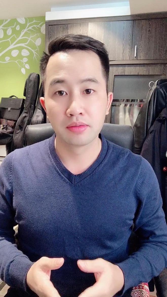 Facebooker Trương Quốc Anh 'bày cách' cho Jack 'tẩy trắng' ồn ào với Thiên An 1