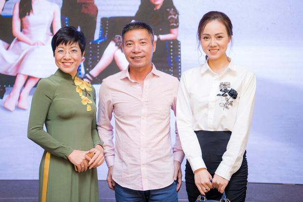 Mối quan hệ hiện tại của MC Thảo Vân và vợ mới Công Lý được tiết lộ qua 1 chi tiết 3