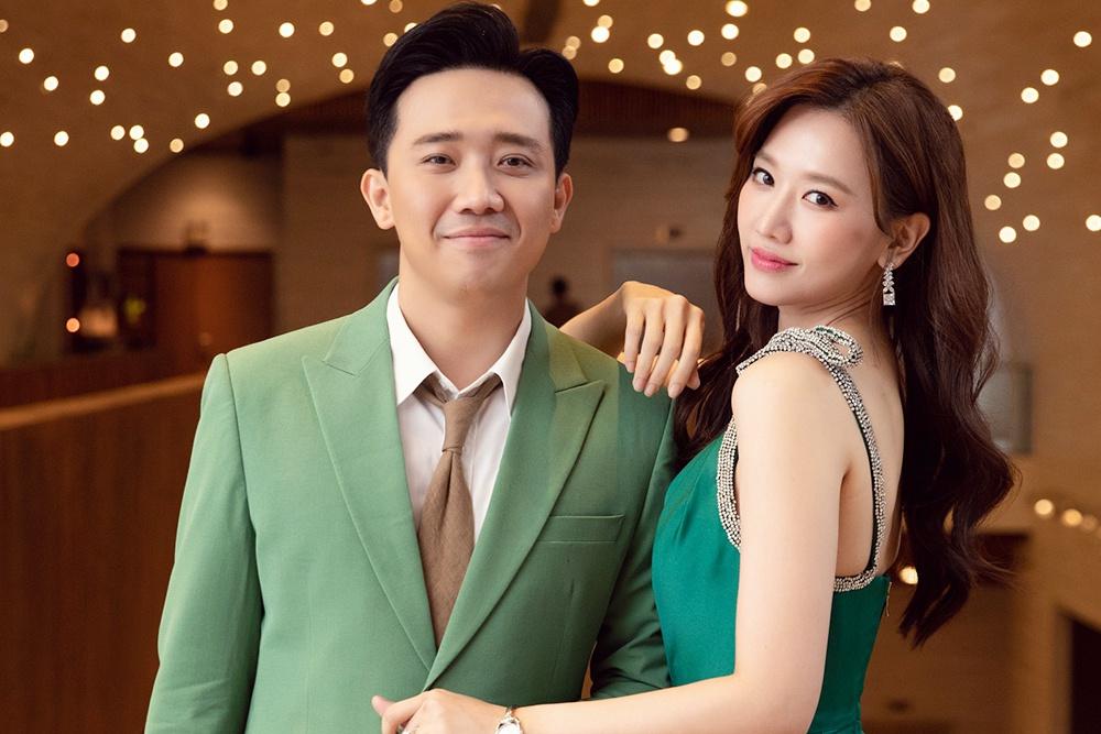 Tin sao Việt 21/8: Sự thật bẽ bàng về hôn nhân của Trấn Thành; Xôn xao hình cưới của Diệu Nhi và Anh Tú 1