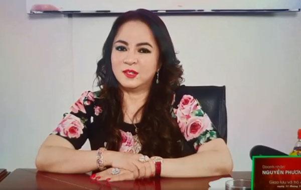 Bà Nguyễn Phương Hằng biết mọi chuyện của 'thiên hạ' nhưng lại bất lực vì một điều đặc biệt 1