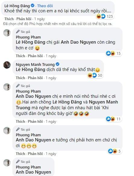 هونگ دانگ داستان ظریف ازدواج زوج Manh Truong 2 را