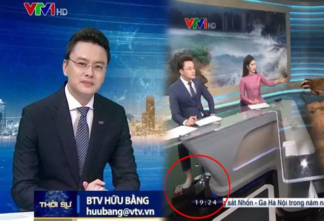 BTV Hoài Anh, Xuân Anh, Hữu Bằng lộ 'bí mật' che giấu cực khéo mỗi khi lên sóng VTV 5