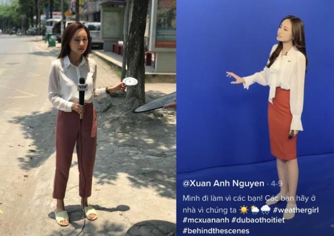 BTV Hoài Anh, Xuân Anh, Hữu Bằng lộ 'bí mật' che giấu cực khéo mỗi khi lên sóng VTV 2