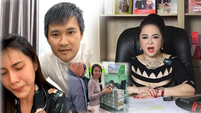 Không phải bà Phương Hằng, CĐM triệu hồi những người này khi vợ chồng Thủy Tiên chuẩn bị tung sao kê 3