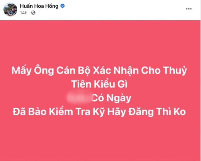 Một giang hồ mạng thay bà Phương Hằng chỉ ra điểm bất thường khi Thủy Tiên tung bằng chứng 2